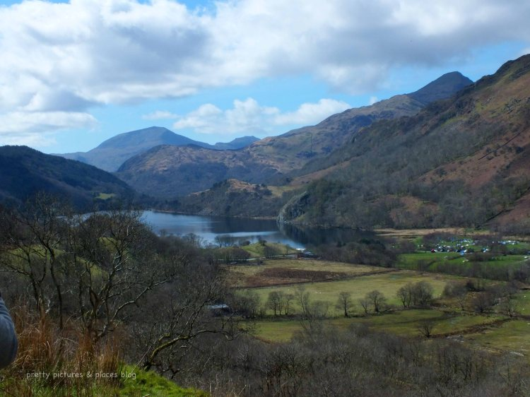 THE DRIVE TO SNOWDON