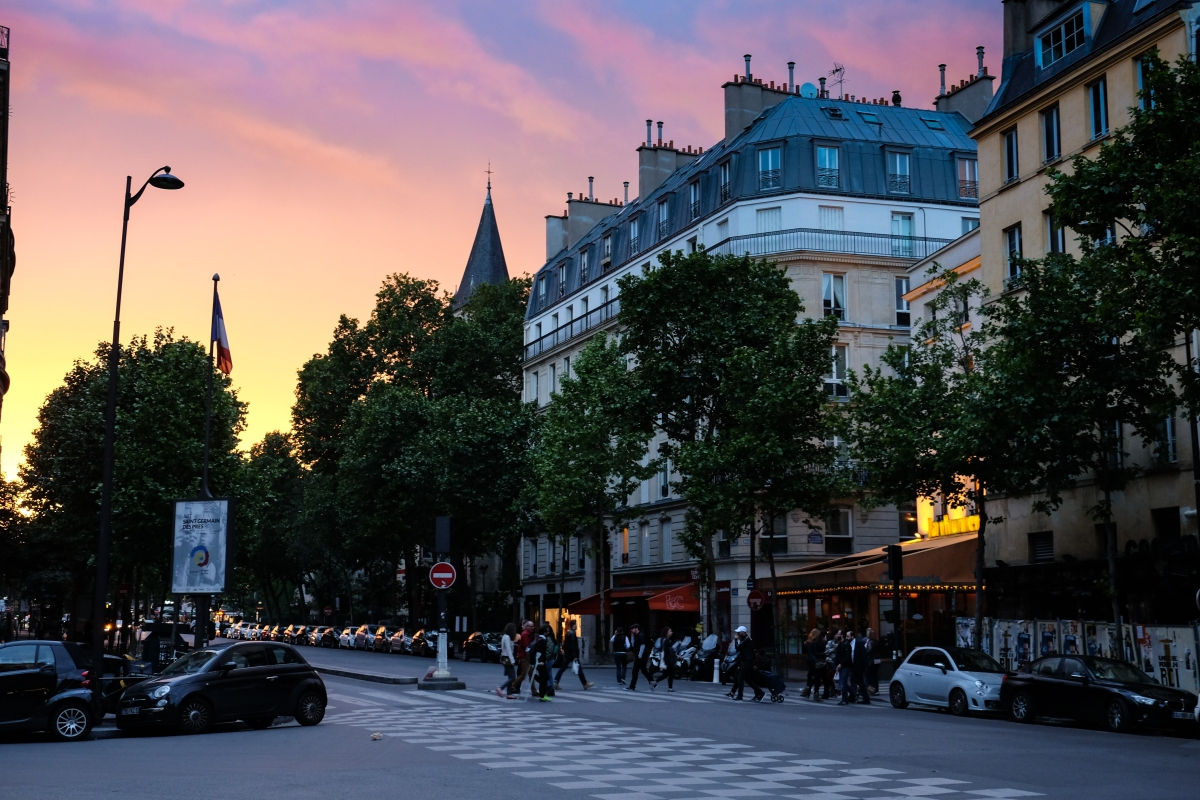 Saint Germain des Prés - My Favourite Neighbourhood in Paris