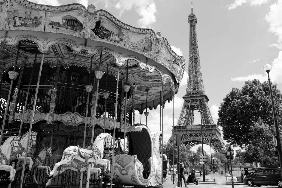 Paris: Falling in Love With the City of Love